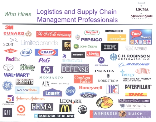 Career Opportunities - Logistics and Supply Chain Management